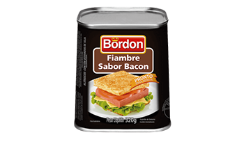 Fiambre Sabor Bacon